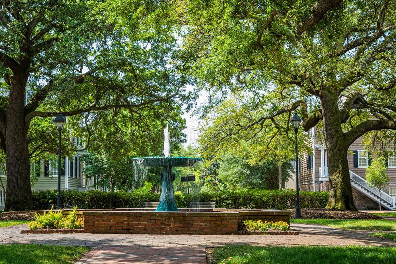 Savannah Georgia Historic Areas